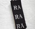 アンティーク*イニシャルテープ (RA)