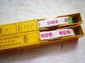 アンティーク*ナンバーテープ・293/626セット(2)