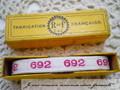 アンティーク*ナンバーテープ/692(1)