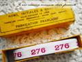 アンティーク*ナンバーテープ/276(1)