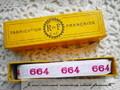 アンティーク*ナンバーテープ/664(1)