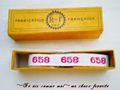 アンティーク*ナンバーテープ/658(1)