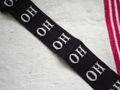 アンティーク*イニシャルテープ (OH/HO)