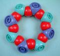 ふ)分子模型 ゼオライト(8員環)(36046)