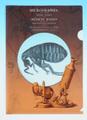 み)ミクログラフィアクリアファイル ノミの絵(30038)