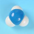 ふ)分子模型 アンモニア(36040)