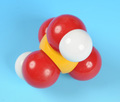ふ)分子模型 硫酸(36052)