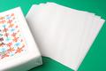 お)折り染め用和紙 長方形(31131)