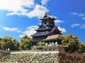 伏見城 お城 ジオラマ 完成品