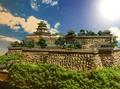 高知城 お城 ジオラマ 完成品