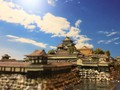 広島城 お城 ジオラマ 完成品