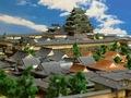 名古屋城 お城 ジオラマ 完成品