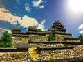 松江城 お城 ジオラマ 完成品