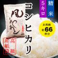5kg・精米・コシヒカリ