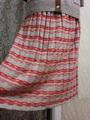 ハイゲージニットのランダムスカート