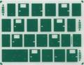 [KLL005Bb] 227系1000番台(和歌山色)【窓周り帯インレタ】