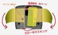 [KM004AB-T] 115系 湘南色(先頭車〔タイフォン逃げ付き〕)【マスキングテープ】