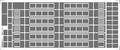 [KLL003B1] 223系2500番台(日根野)【窓周り帯インレタ】
