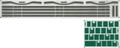〔極薄〕[KLL005B] 227系1000番台(和歌山色)【帯インレタ セット】