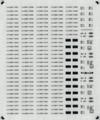 [KLM210BA] 227系 車番/表記(和歌山1000番台2連)【単色刷りインレタ】