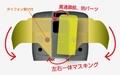 [KM005AA-T] 113系 横須賀色(先頭車〔タイフォン逃げ付き〕)【マスキングテープ】