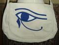 エジプト製ショルダーバッグ(ウジャト)カバー付