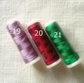 ポジャギ用縫い糸(19~21)