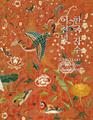 韓国刺繍2千年