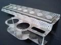 JA22KENPドリンクホルダー&テーブルKitアルミ縞板