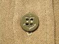 1940 年代 U.S. NAVY C.P.O. シャツ(オリーブドラブ・アンカーマーク)