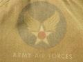 1940 年代 ARMY AIR FORCE TYPE B-15フライトジャケット(ハンドペイント)
