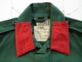 1960 年代 U.S. ARMY アグレッサーシャツ(襟階級章カバー・ベルト付)