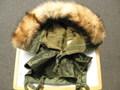 1960 年代 U.S. NAVY TYPE A-1 フローティングデッキジャケット(フード・ライナー・ジャケット)