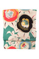 カラフル椿 刺繍名古屋帯