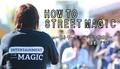 HOW TO STREET MAGIC(PDF版)