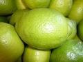 宇和島産・グリーン・レモン!【 1キロ  量り売り】