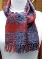 【No.1183】草木染め手織りマフラー