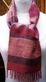【No.0980】草木染め手織りマフラー