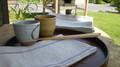 値下げ♪リネン(麻)のキッチンクロス