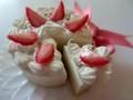 デコレーションケーキのマグネット