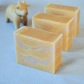 goat milk honeysoap