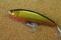 Minato7cm13g 金黒オレンジベリー