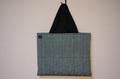 ゆかしバッグ(katasodeバッグ)緑青色 456MR18