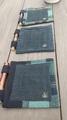 桜の枝付き蚊帳のコースター3枚セット(A) 646FB21