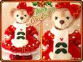 【DS】クリスマスウィッシュ型紙
