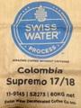 コロンビア デカフェ(カフェインレス)200g