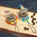 珈琲豆の帽子【は】