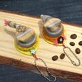珈琲豆の帽子【ろ】
