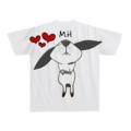 モコ様癒し系Tシャツ(送料別)