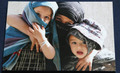 A4サイズ写真パネル アフガニスタンの三姉妹